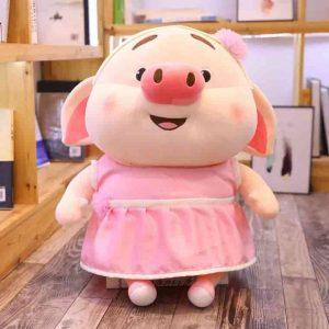 خوک ناز صورتی