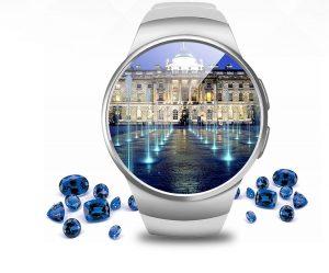 01A00056B 04 300x249 - ساعت هوشمند مدل Kingwear KW18