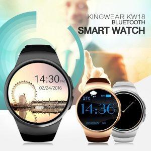5d916949e0d7b829b92a9935 8 large 300x300 - ساعت هوشمند مدل Kingwear KW18