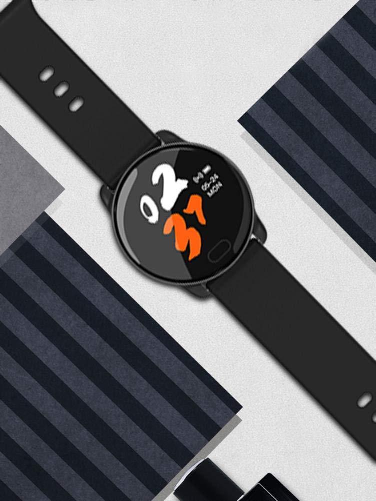 k9 full touch screen smart wristband blood pressure waterproof smartwatch men 12 - ساعت هوشمند k9