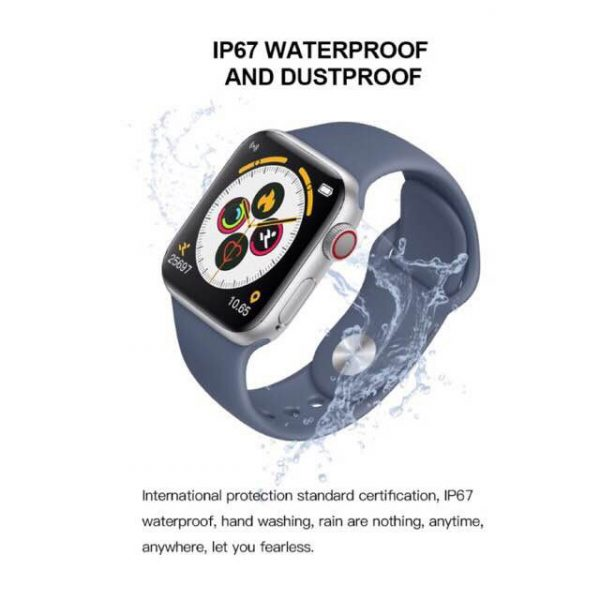 ساعت هوشمند مدل T5S