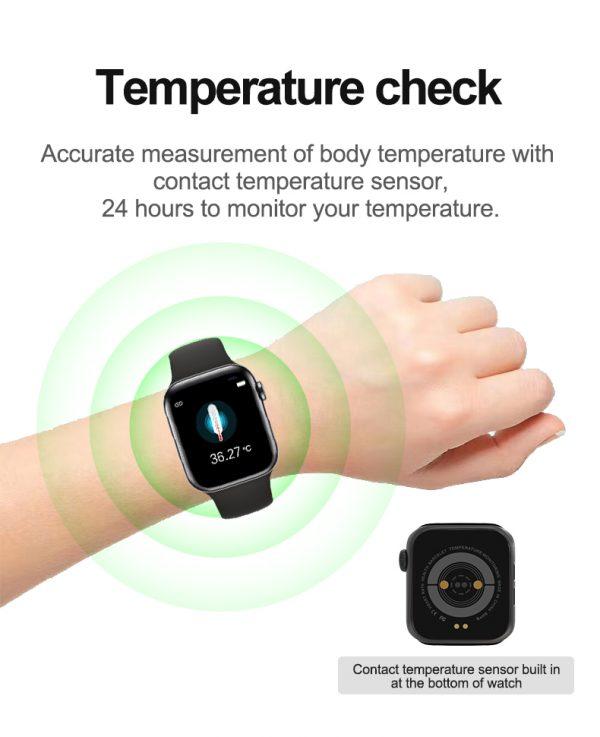 ساعت هوشمند U78 PLUS