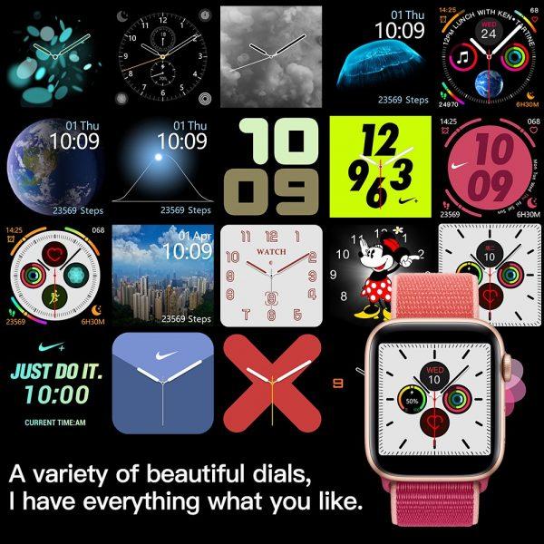 ساعت هوشمند مدل W55 2020