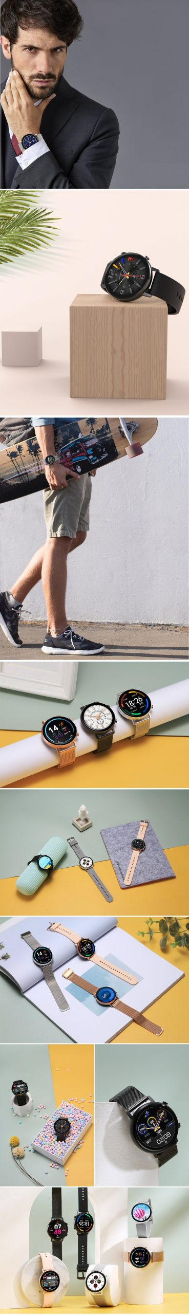 ساعت هوشمند dt96 23 - ساعت هوشمند مدل DT96