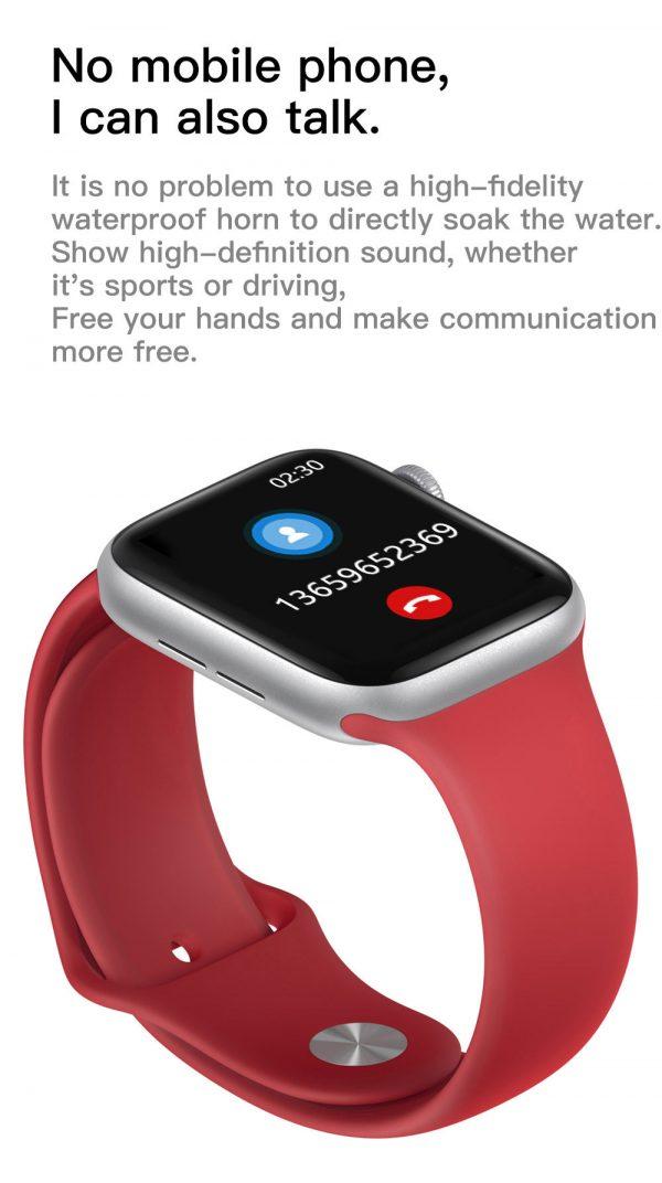 ساعت هوشمند مدل W56 2020