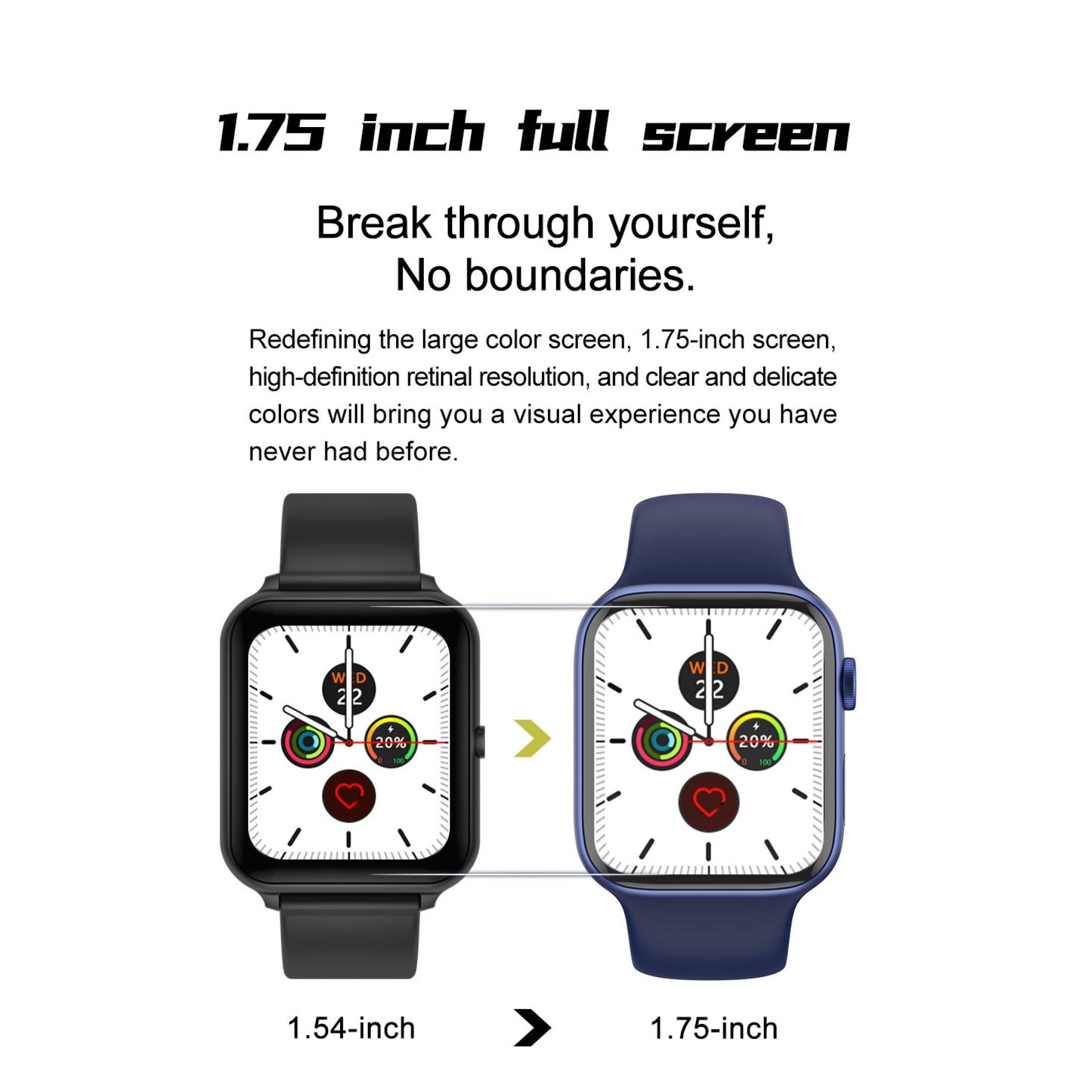 ساعت هوشمند FK75 2 - ساعت هوشمند مدل FK75