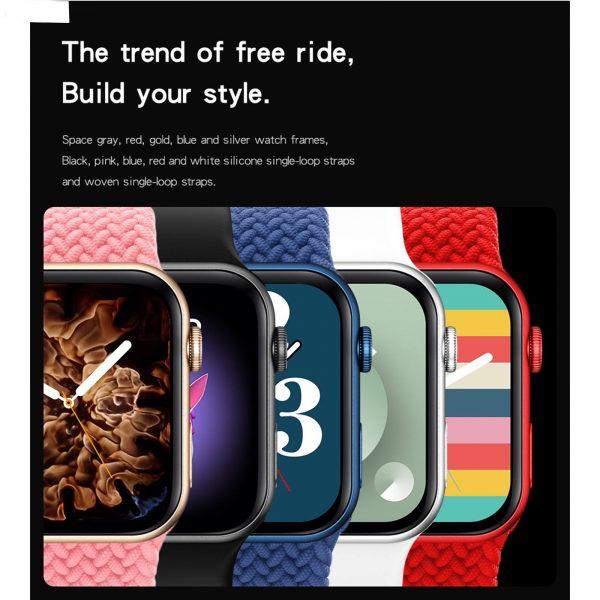 ساعت هوشمند مدل T88 PRO