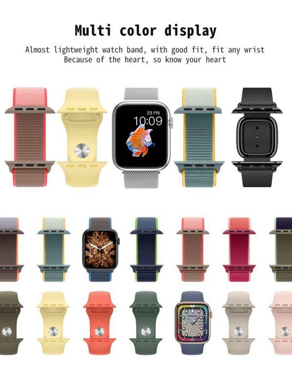 ساعت هوشمند مدل T600 PLUS