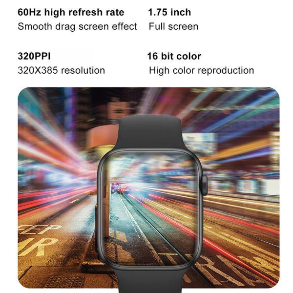 ساعت هوشمند مدل DT100