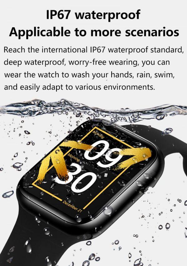 ساعت هوشمند مدل W22+