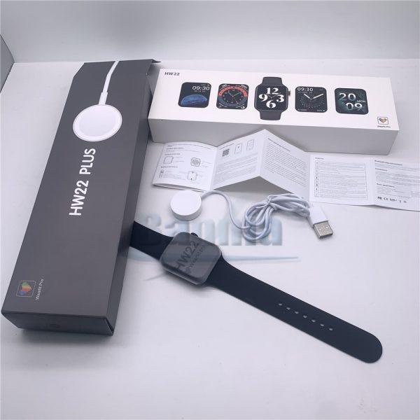 ساعت هوشمند مدل HW22 PLUS