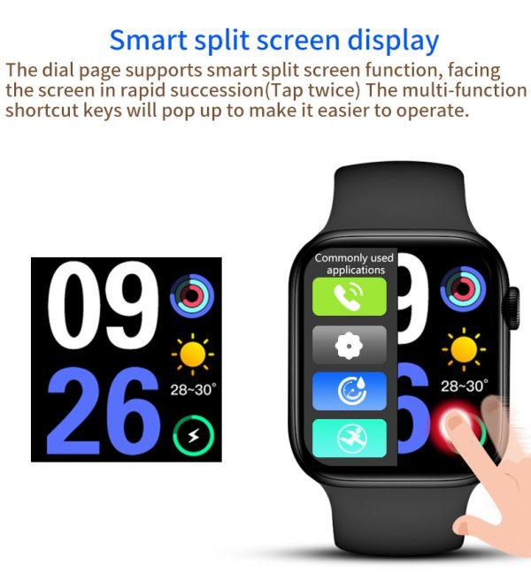 ساعت هوشمند  مدل MC99 pro