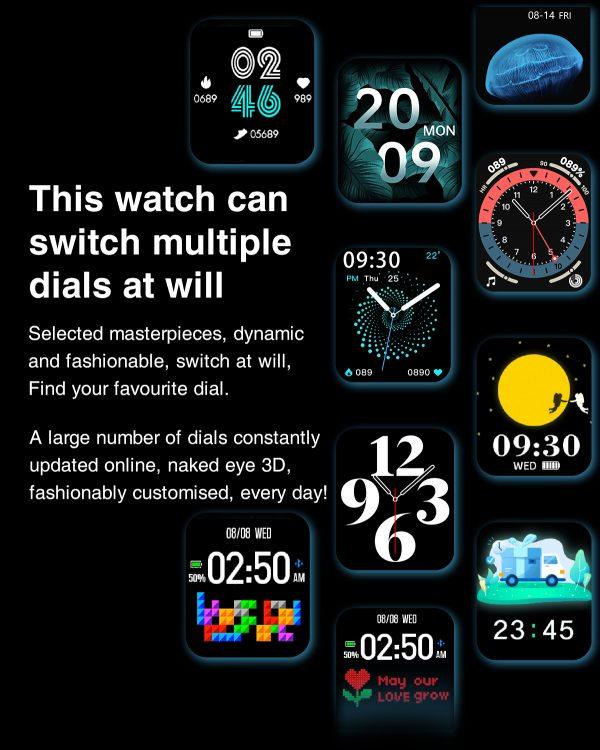 ساعت هوشمندمدل X22